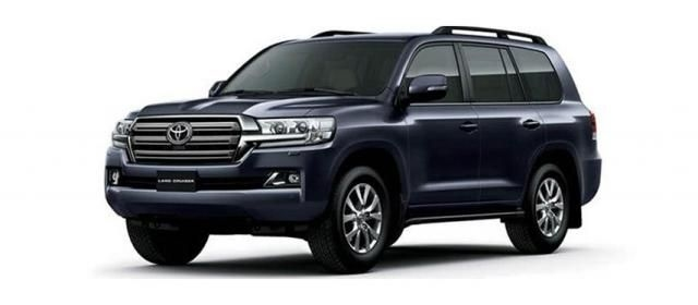 Toyota Land Cruiser LC 200 VX 2020