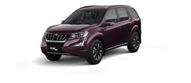 Mahindra XUV500 W11 (O) AWD AT 2019