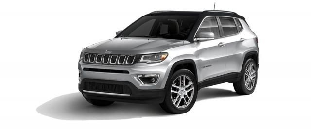 Jeep Compass Limited 1.4 Petrol AT 2020