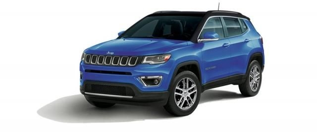 Jeep Compass Limited 2.0 Diesel 4x4 2019