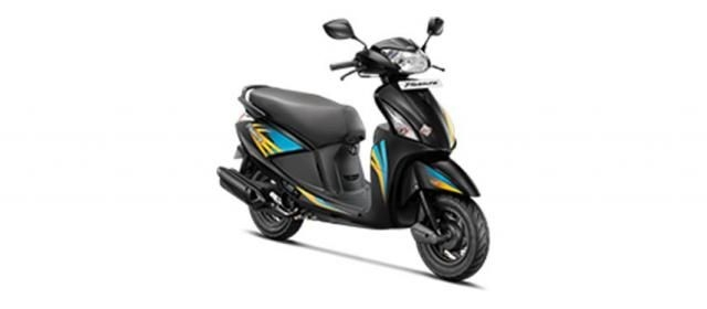 Hero Pleasure Alloy 100cc 2019