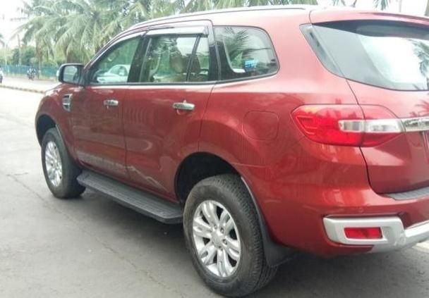 Ford Endeavour Titanium 3.2 4x4 AT 2018