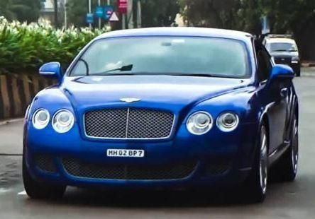 Bentley Continental Flying Spur V8 2009