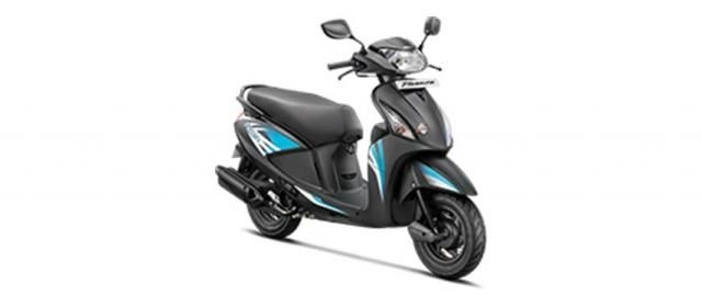 Hero Pleasure 100cc 2020