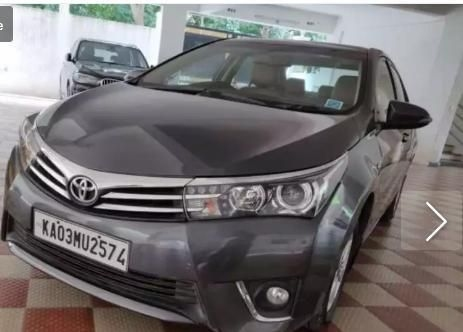 Toyota Corolla Altis 1.8 VL AT 2014