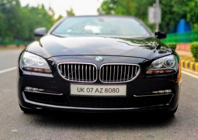 BMW 6 Series 650i Convertible 2013