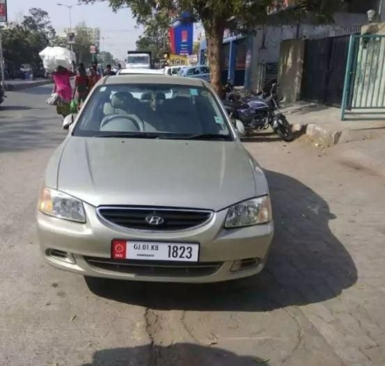 Hyundai Accent Executive CNG 2009