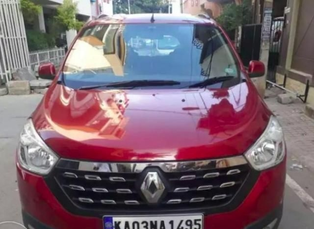 Renault Lodgy 110 PS RxL 8 STR  2017