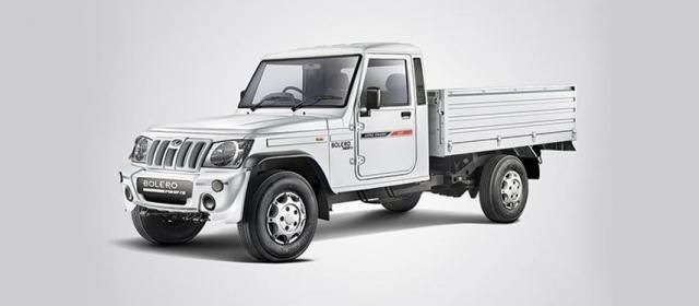 Mahindra Bolero Pick UP CBC 1.5T BS IV 2019