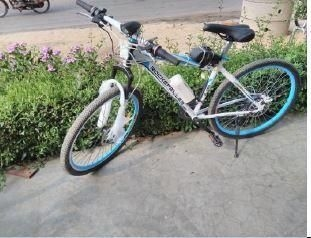 Rockerfeller Electric Mountain Bicycle 26 Inches 2019