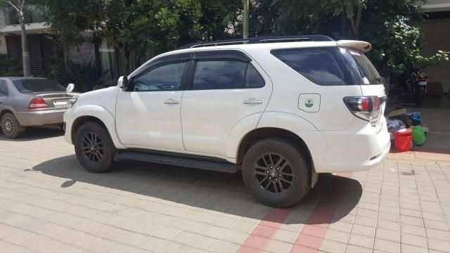 Toyota Fortuner 3.0 Limited Edition 2015