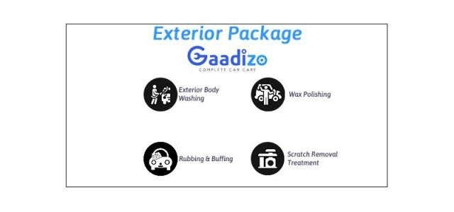 Exterior Car Care Detailing - Gaadizo