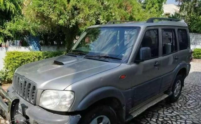 Mahindra Scorpio DX 2.6 TURBO 7 STR 2007
