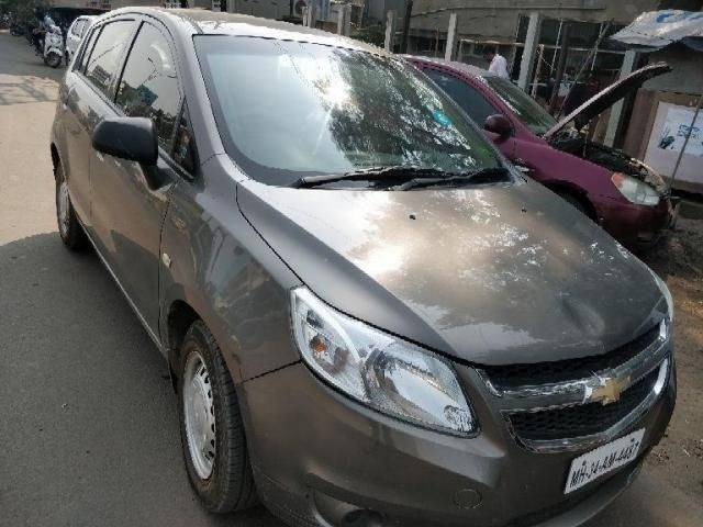 Chevrolet Sail 1.2 Base 2015