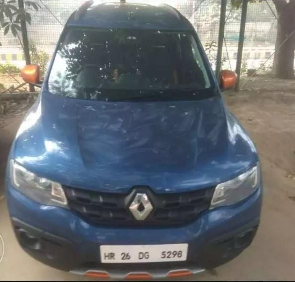 Renault KWID CLIMBER 1.0 AMT 2017