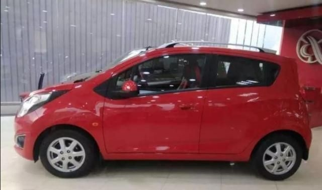 Chevrolet Beat LT OPT PETROL 2016