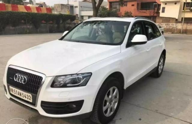 Audi Q5 2.0 TDI Quattro Technology Pack 2011
