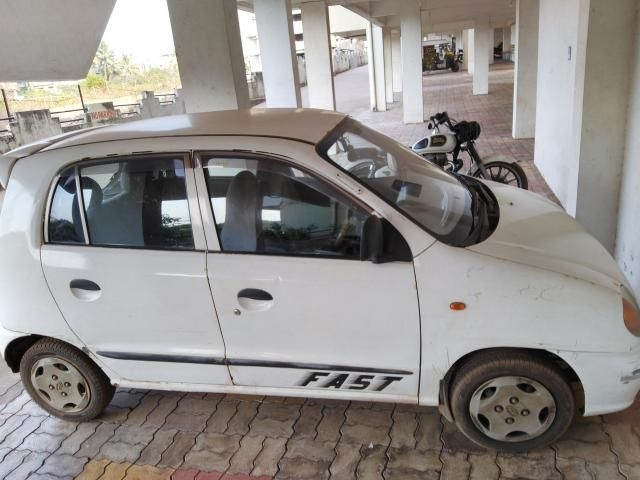 Hyundai Santro GS ZIP Plus 2001