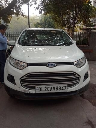 Ford EcoSport Trend 1.5L Ti-VCT 2016