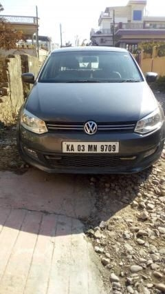 Volkswagen Polo Highline 1.6L (P) 2012