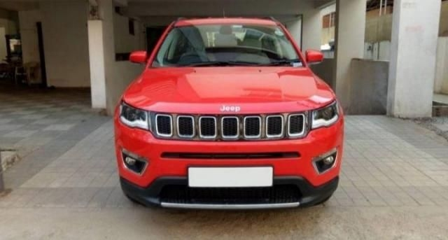 Jeep Compass2.0L Limited Black Pack 4x2 Option Pack 2018