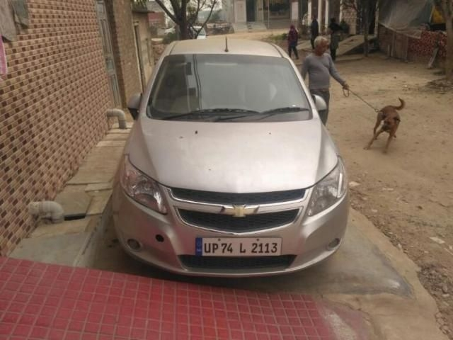 Chevrolet Sail 1.2 BASE 2014