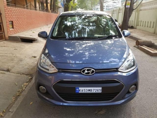 Hyundai Xcent SX AT 1.2 OPT 2014
