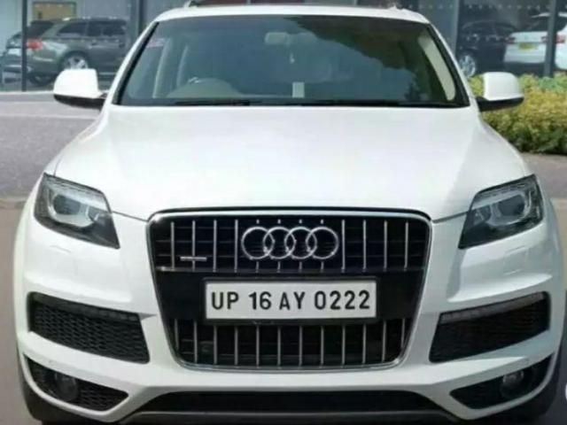 Audi Q7 3.0 TDI Quattro TECHNOLOGY Pack 2015