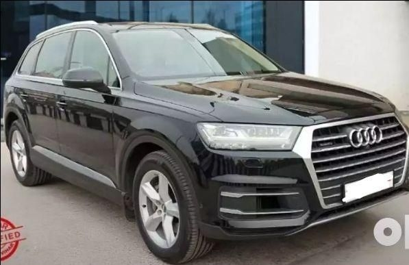 Audi Q7 45 TDI Technology Pack 2013