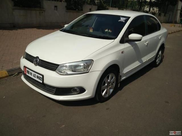 Volkswagen Vento 1.6L Highline Petrol AT 2011