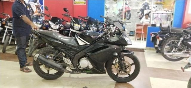 Used Yamaha Yzf-r15 Motorcycle/bikes, 424 Second Hand Yzf