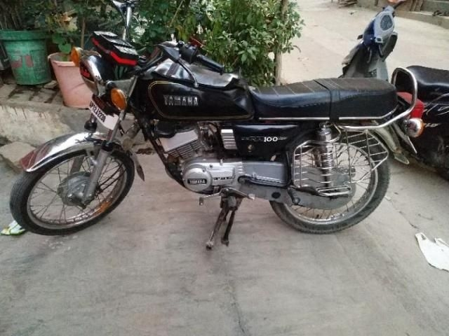 Used Yamaha Rx 100 Motorcycle/bikes, 47 Second Hand Rx 100