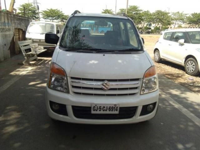 Maruti Suzuki Wagon R VXi Minor 2008
