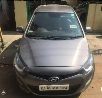 Hyundai i20 Sportz AT 1.4 2012
