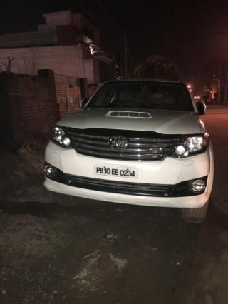 Toyota Fortuner 2.5 4x2 AT TRD Sportivo 2015