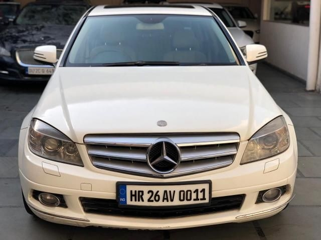 Mercedes-Benz C-Class 220 CDI AT 2011