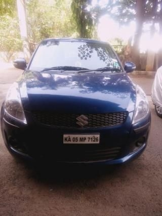Maruti Suzuki Swift ZXi ABS 2014