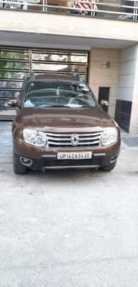 Renault Duster 85 PS Base 4X2 Diesel MT 2013