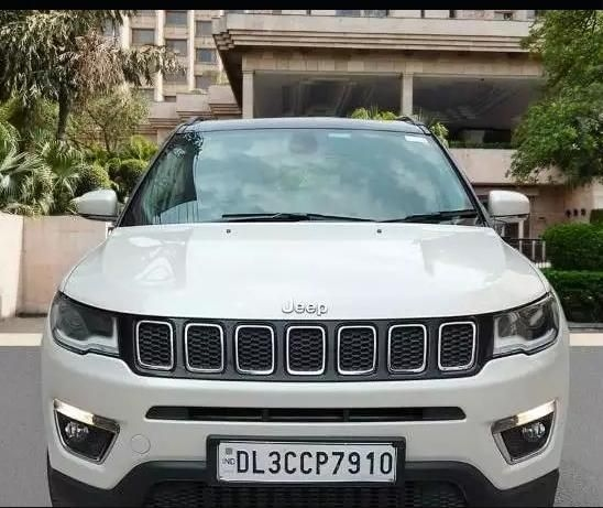 Jeep Compass Limited 1.4 Petrol AT 2018