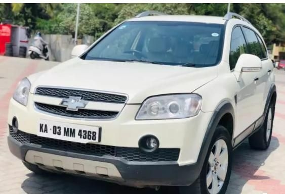 Chevrolet Captiva LT 2010