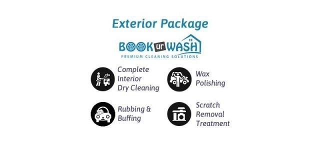 Exterior Car Care Detailing - Book ur Wash