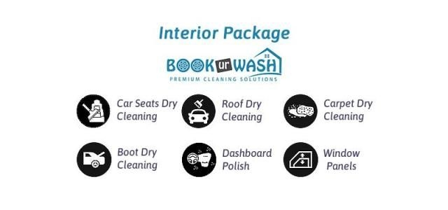 Interior Car Care Detailing - Book ur Wash