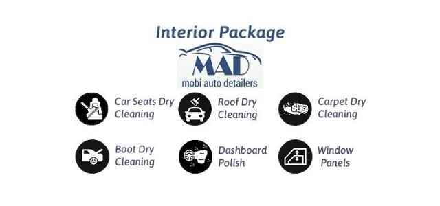 Interior Car Care Detailing - Mobi Auto Detailers