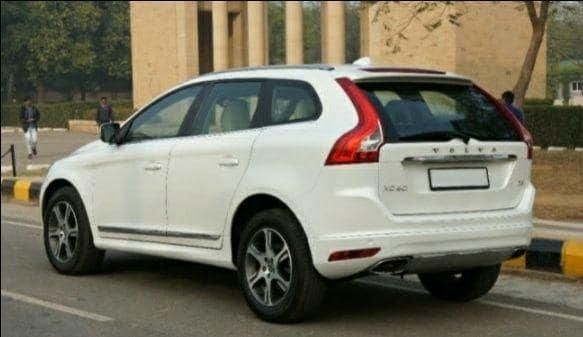 Volvo V40 Cross Country D3 Inscription 2014