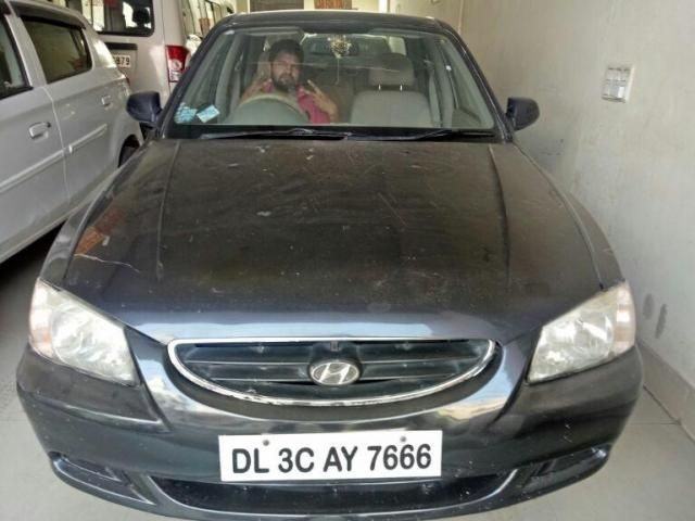 Hyundai Accent CNG 2008