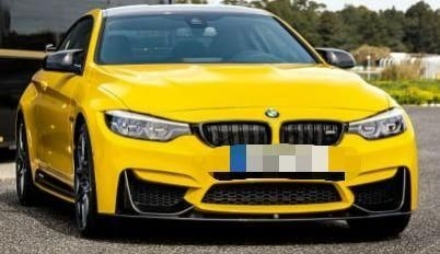 BMW M Series M4 Coupe 2014