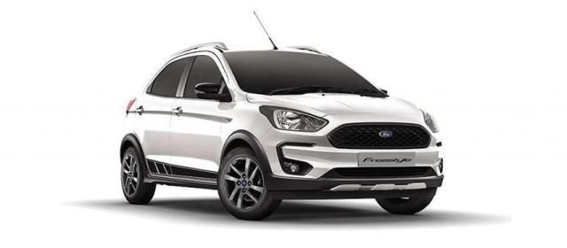 Ford Freestyle Ambiente 1.2 Ti-VCT 2018