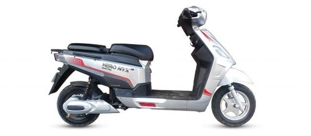 Hero Electric NYX High Speed 2020