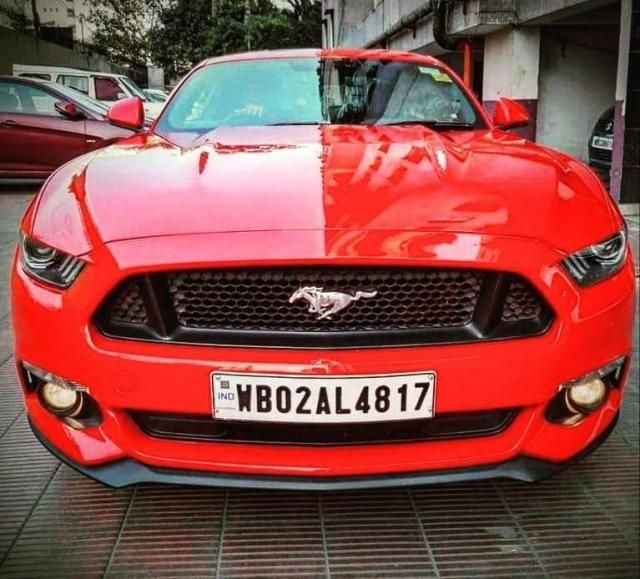 Ford Mustang GT Fastback 5.0L v8 2017