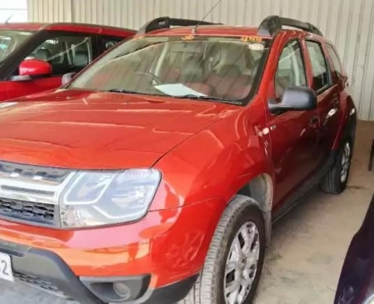 Renault Duster 85 PS RxE 2017